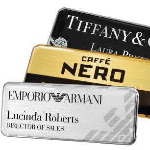 Très Name Badges International - Badges Nominatifs | Badges  HH58